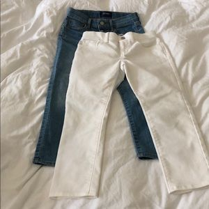 ✨Set of Two!!! ✨ Girls Old Navy Jeans Size 10